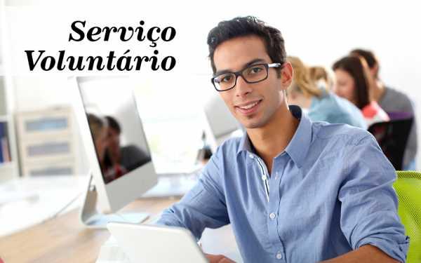 Serviço Voluntário 3