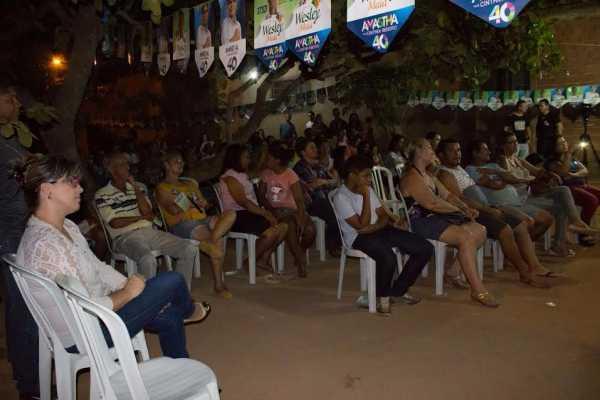 Wesley Maia realiza evento e incentiva participação feminina na política