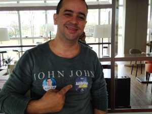Harley Sandoval, Diretor da TV Rede Gênesis, pastor e coordenador político da Igreja Sara Nossa Terra