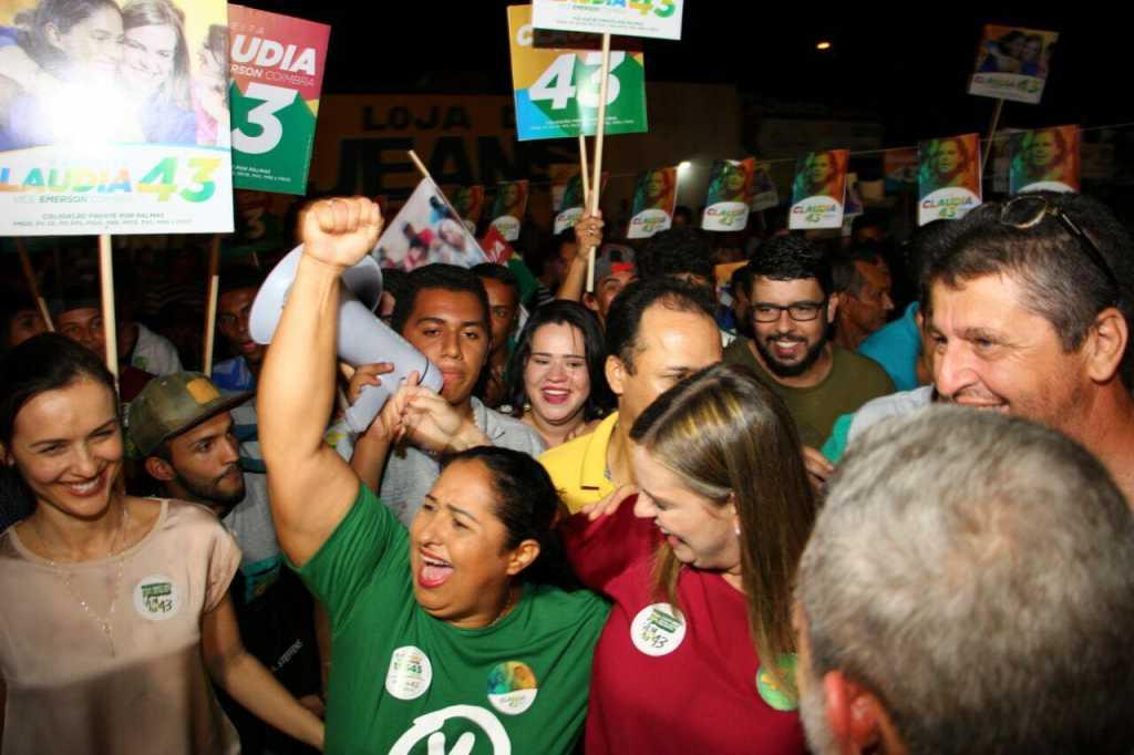 Em reta final de campanha, Cláudia Lelis (PV), surpreende e se torna a grande surpresa da eleição
