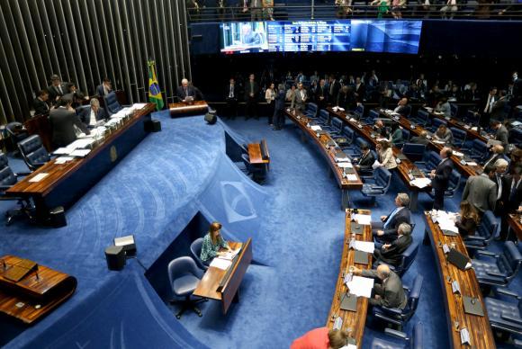Brasília - Reajuste dos servidores da Defensoria Pública da União foi aprovado no final de agosto pelo Senado em votação simbólica Wilson Dias/Agência Brasil