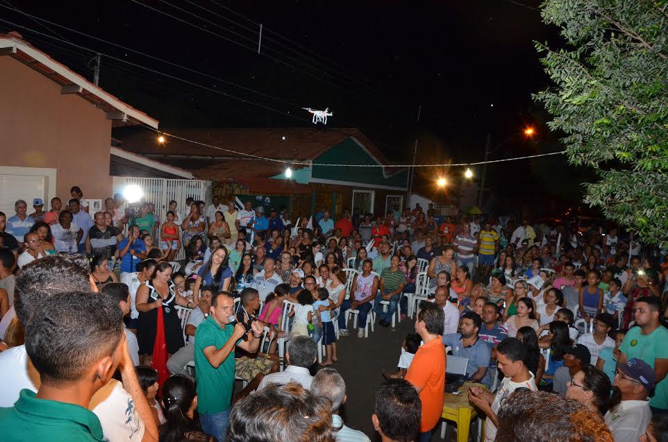 Cresce o apoio da Juventude de Porto Nacional a candidatura de Joaquim Maia para prefeito