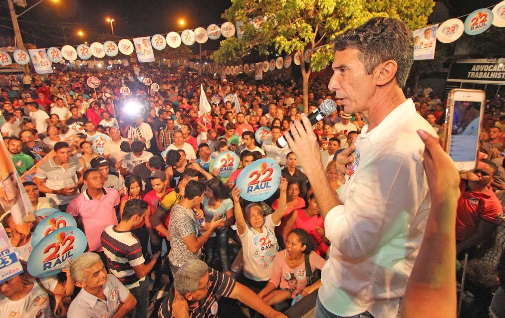 """""""Os erros desses institutos de pesquisa, são denunciados e comentados por articulistas de veículos nacionais"""", disse Raul Filho"""