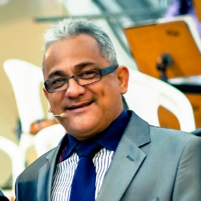 Capixaba, 53 anos, Pastor Valadares é presidente da Convenção das Assembleias de Deus em Rondônia