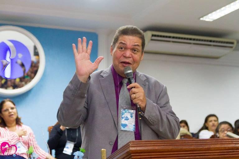Líder da AD Cubatão, Pastor Carlos Roberto é candidato a 4º secretário da CGADB