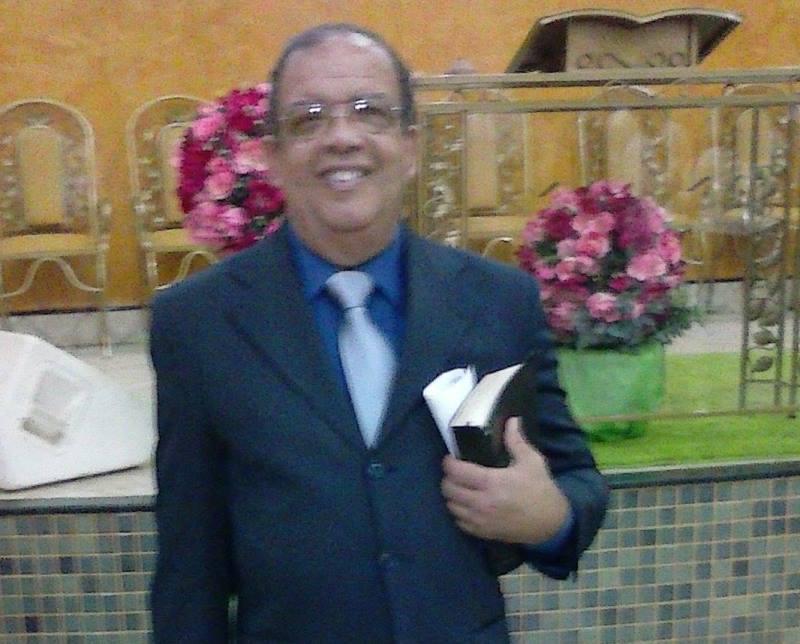 Falece em Palmas, o vice-presidente da Ciadseta pastor Ederme José de Araújo