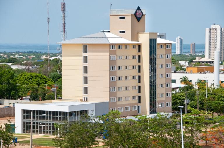 Hotel 10 Palmas - FOTO Divulgação Hotel 10