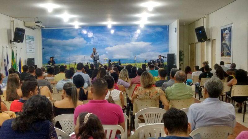 AD Esperança inaugura novo templo sede em Palmas, pastor Geferson Almeida participa