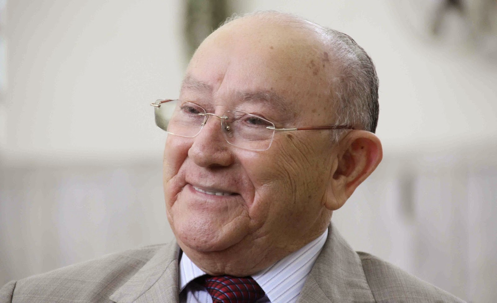 Pastor José Wellington, líder da CGADB