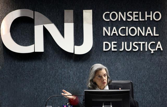 Brasília - A presidente do Conselho Nacional de Justiça, Cármen Lúcia, cobra respeito aos juízesElza Fiúza/Agência Brasil