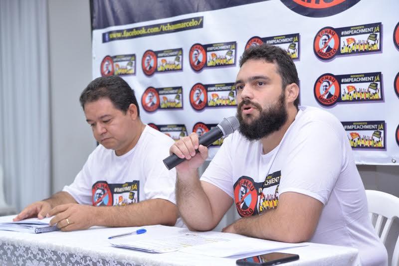 No Tocantins, impeachment do Governador é lançado e organizadores esperam coletar mais de 10 mil assinaturas