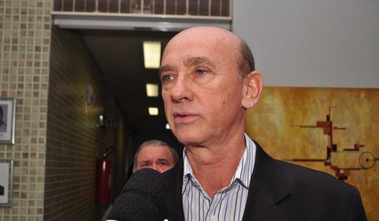 telvino Pisoni, presidente da Fecomércio