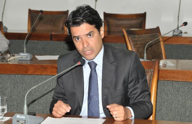 Marcelo Lelis é presidente estadual do PV no Tocantins