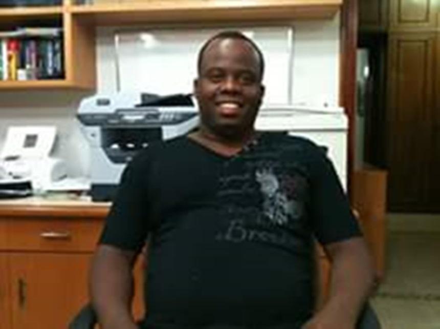 pastor evangélico, Fabio Julio Pereira, 37 anos