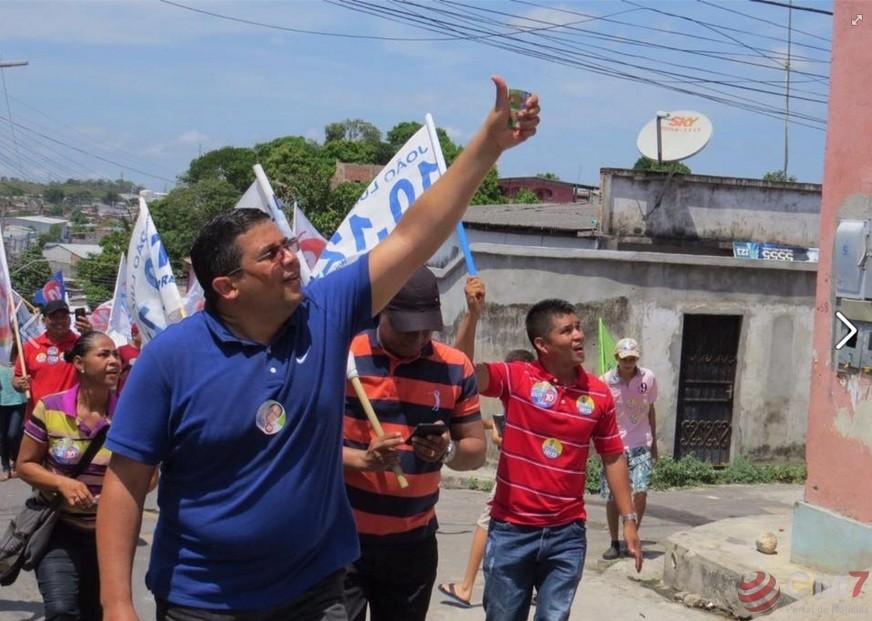 João Luiz é natural da cidade do Rio de Janeiro, tem 44 anos de idade, é casado, tem ensino fundamental incompleto, está há seis anos em Manaus