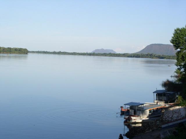 Rio Tocantins em Babaçulândia