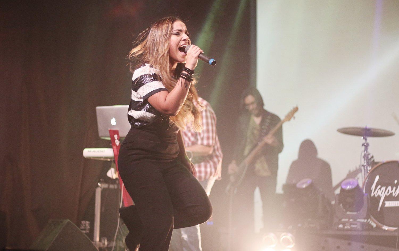 Gabriela Rocha (Foto: Guiame/Marcos Paulo Correa)