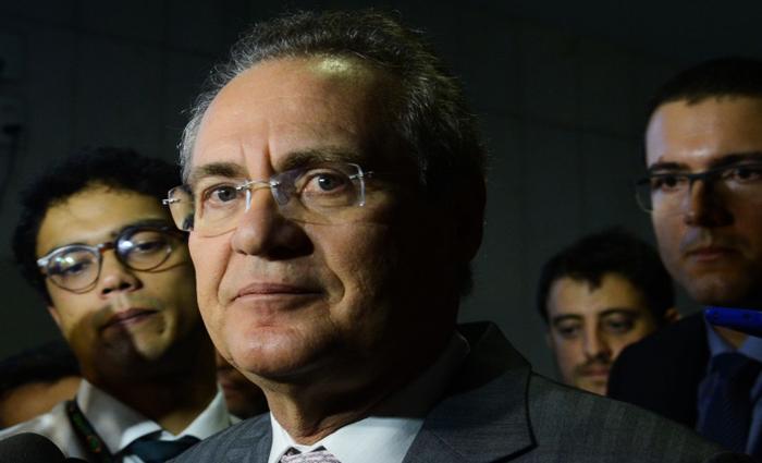 Janot apresenta ao STF primeira denúncia contra Renan derivada da Lava Jato (Antonio Cruz/Agência Brasil)
