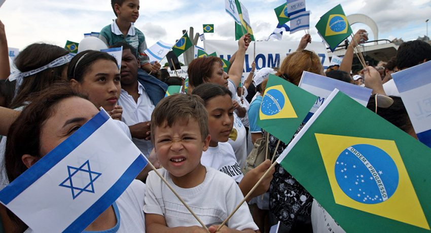 Cresce o número de judeus brasileiros que imigram para Israel