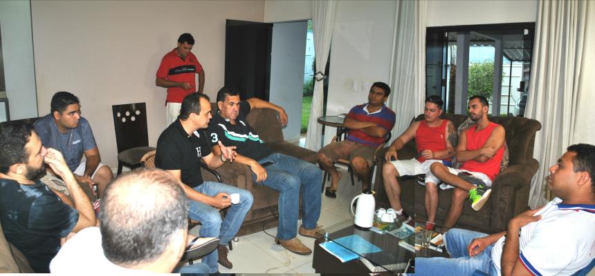 Representantes dos blocos defenderam a Maia que parceria com a prefeitura é essencial