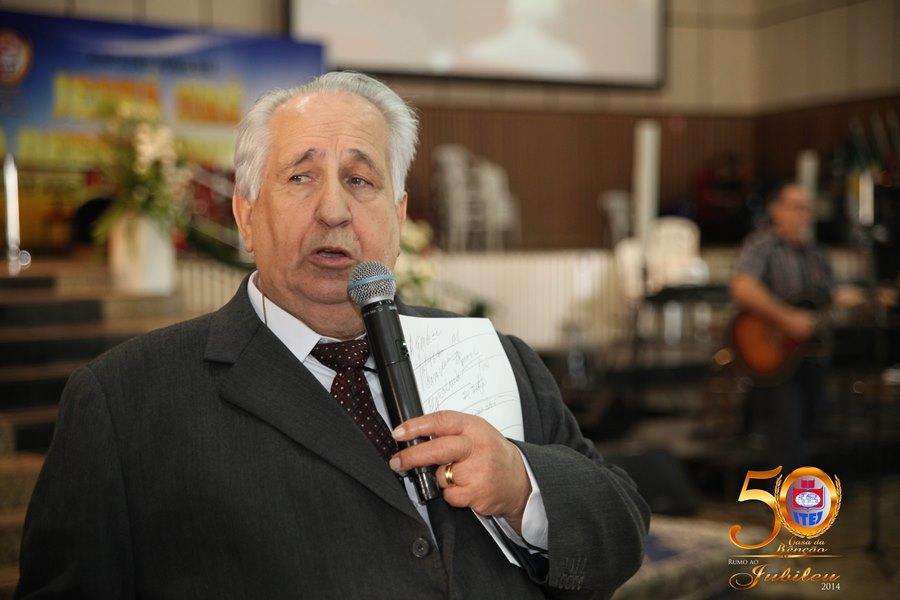 Líder religioso estava internado desde agosto, no Lago Sul. Ele é o pai do ex-distrital Júnior Brunelli