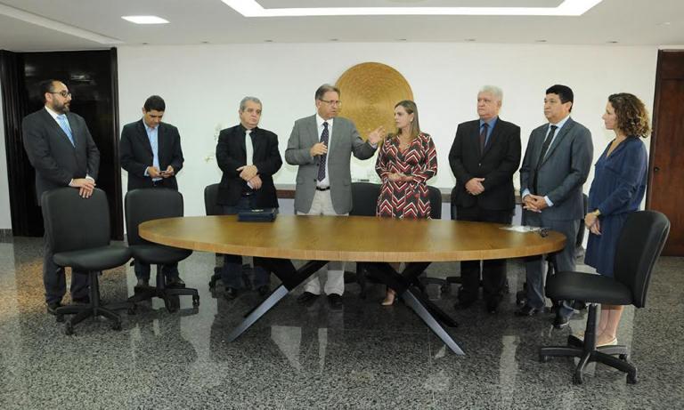 O Mutirão de Negociação Fiscal é uma iniciativa do Governo do Tocantins em parceria com o Tribunal de Justiça do Tocantins e a Corregedoria Nacional de Justiça