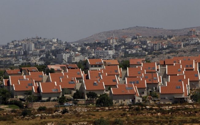 israel-assentamento