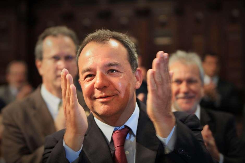 Sérgio Cabral é ex-governador do Rio de Janeiro Foto: Ale Silva/Futura Press