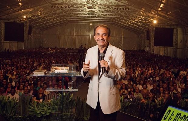 Silas Malafaia diz quer inaugurar 1 mil igrejas no estado de São Paulo ao longo da próxima década.