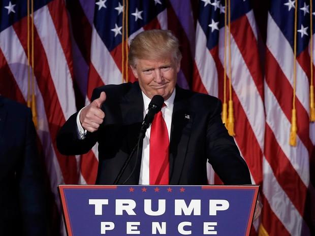 Trump promete renunciar a salário de US$ 400 mil por ano