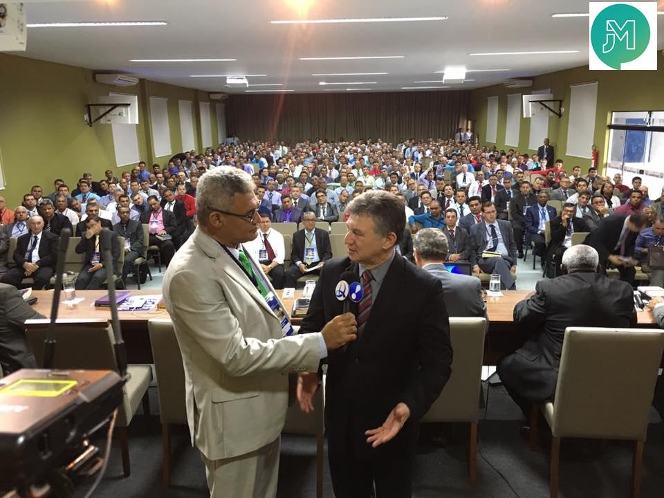 Em Rondônia, Convenção CEMADERON declara apoio ao pastor José Wellington Júnior à presidência da CGADB