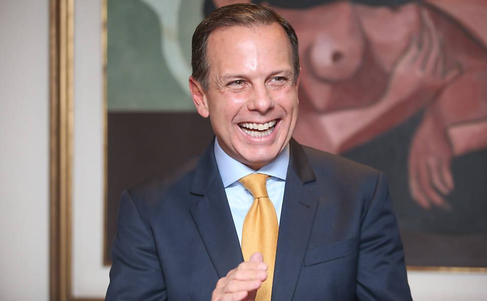 Empresário João Doria Jr, prefeito eleito de São Paulo