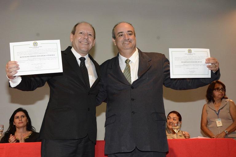 Posse do prefeito reeleito Ronaldo Dimas acontece neste domingo, 1º de janeiro
