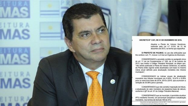 Amastha comenta decreto que reajusta IPTU, critica Freitas e fala em lobby dos grandes especuladores