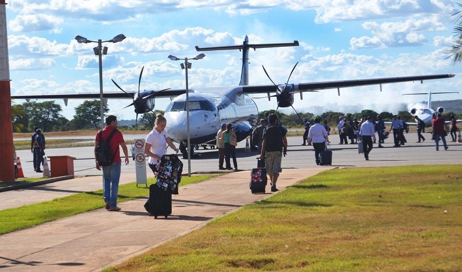 Dimas realiza desapropriação de lotes para ampliar Aeroporto em Araguaína