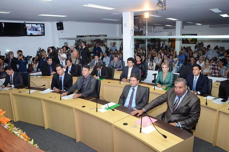 Após trabalhos em janeiro e fevereiro, Câmara de Palmas inicia Ano Legislativo nessa terça