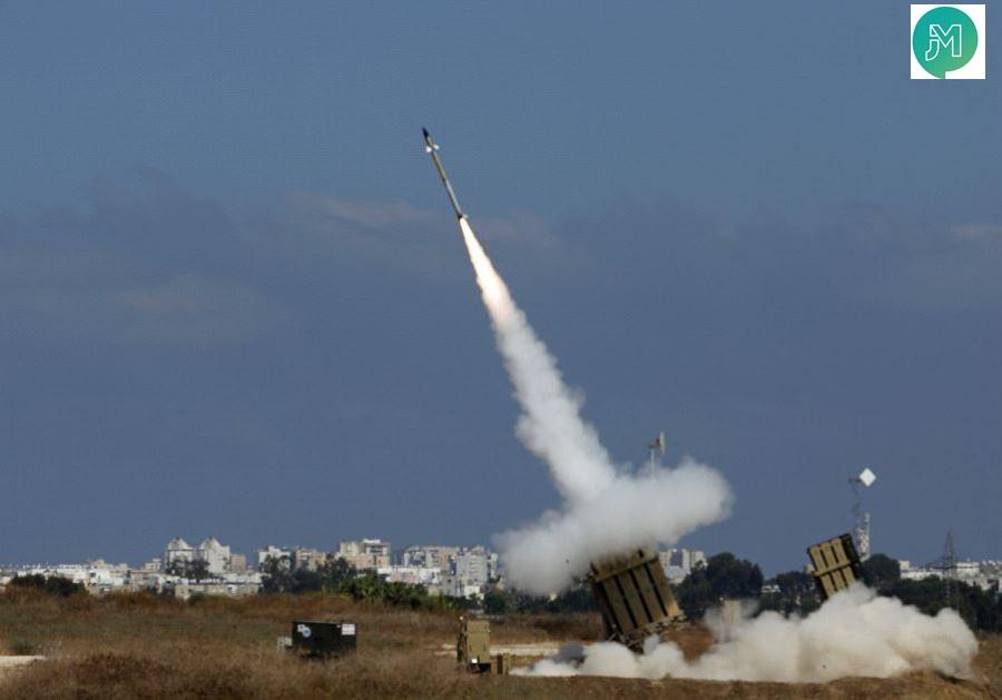 Vídeo: Estado Islâmico ataca Israel lançando sete foguetes