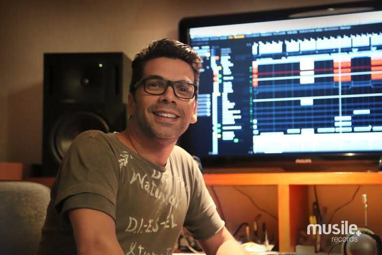 Novo álbum de Paulo César Baruk está em fase de mixagem