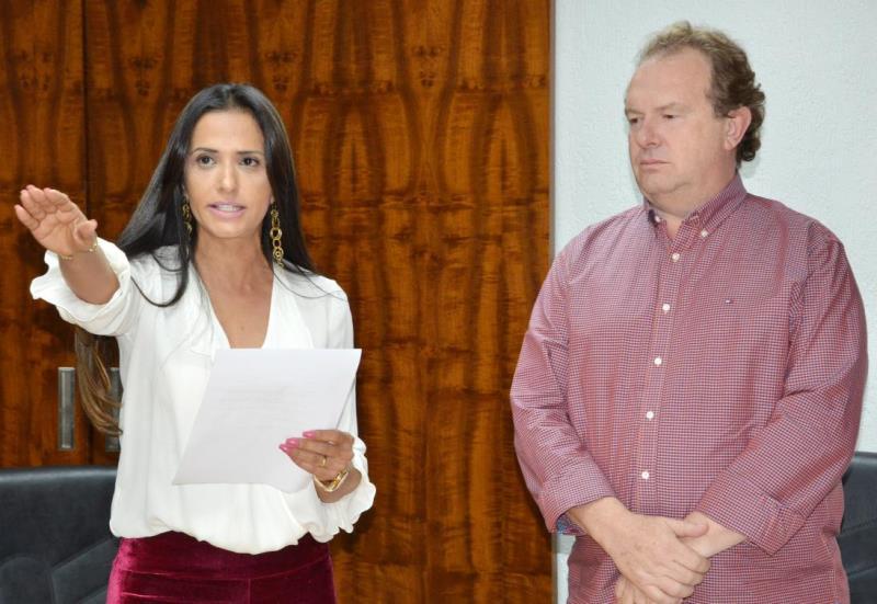 O período de suplencia da deputada dura até dia 30 de maio de 2017 Foto: Silvio Santos