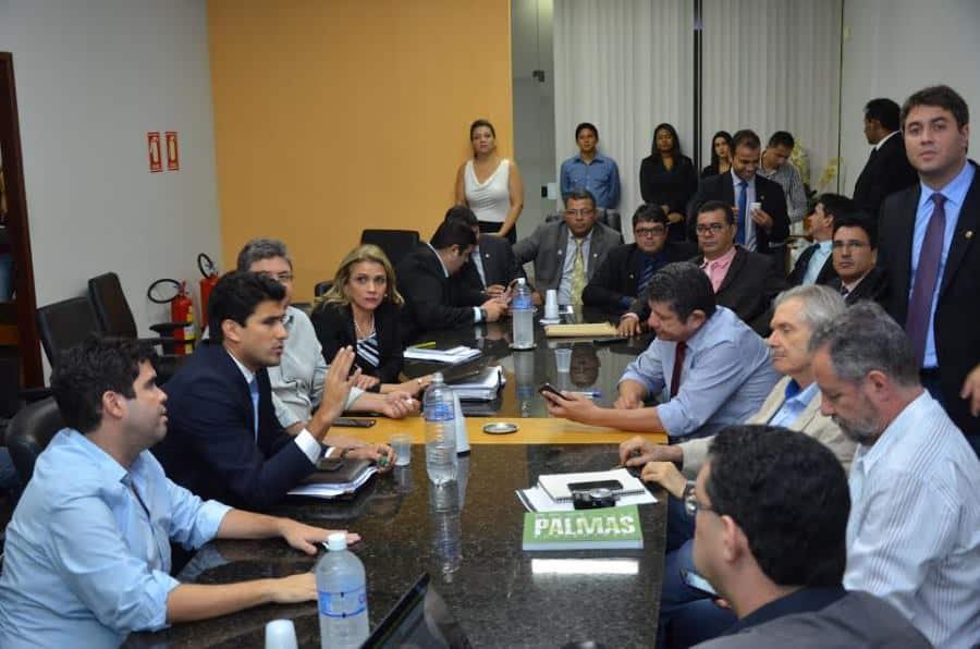 Vereadores discutem projetos referentes a regularização fundiária e plano diretor