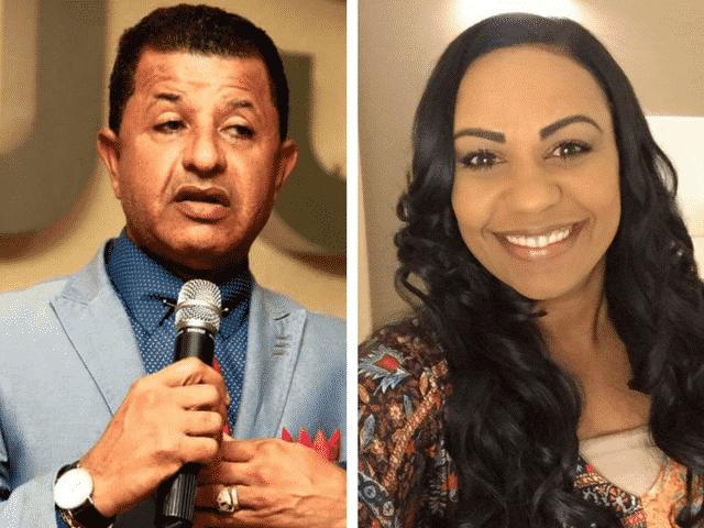 Resultado de imagem para Pr. Abílio Santana lamenta acidente envolvendo Isa Reis