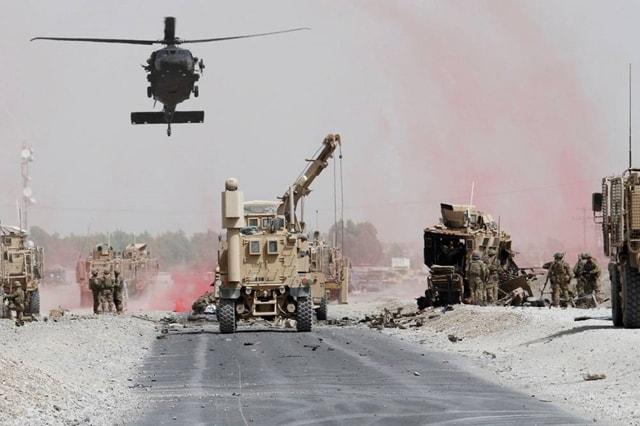 Ataque aéreo mata chefe do Estado Islâmico no Afeganistão