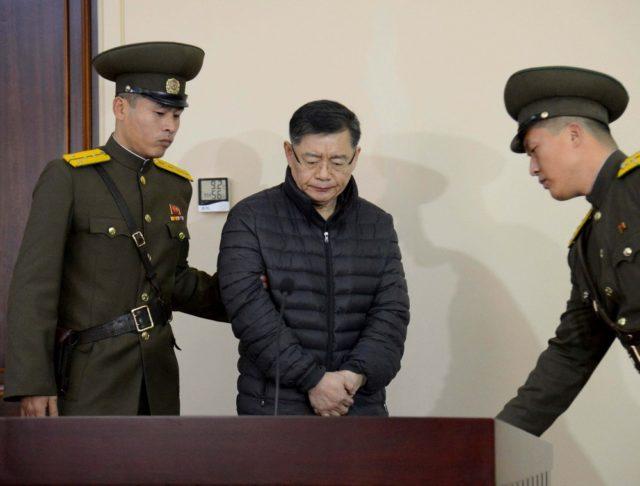 Coreia do Norte liberta religioso canadiano por