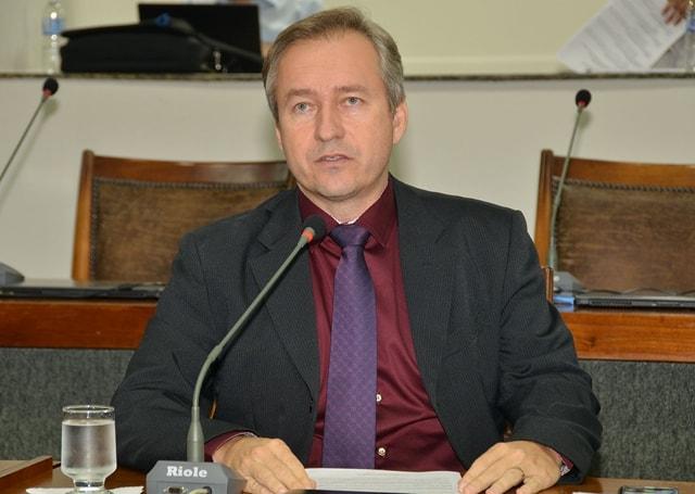 PSB quer Alan Barbieiro no Senado, diz Andrino